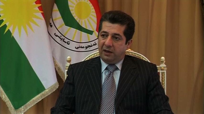Viên chức an ninh cao cấp vùng Kurdistan cảnh báo quân đội Iraq