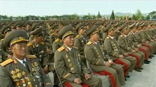 Bắc Hàn đe doạ tấn công Hoa Kỳ bằng nguyên tử