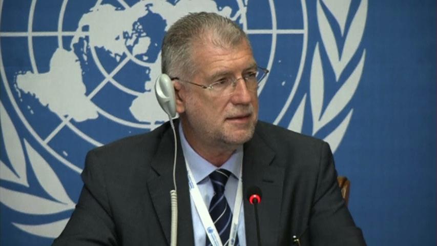 Cao uỷ nhân quyền Liên Hiệp Quốc tuyên bố chiếc Boeing 777 của hãng Malaysia Airlines bị bắn rơi là tội ác chiến tranh