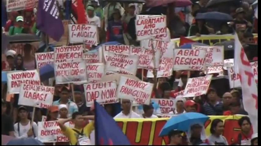 Philipines gia tăng ngân sách quốc phòng