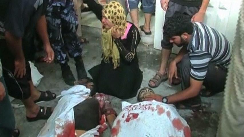 Do Thái lại pháo kích trường học Liên Hiệp Quốc gây nhiều tử vong