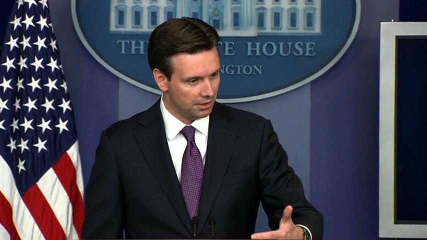 Toà Bạch Ốc xác nhận Hoa Kỳ đang di tản người Mỹ mắc bệnh Ebola ở Châu phi