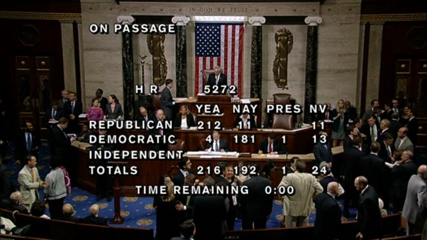Hạ viện thông qua dự luật đảo ngược chính sách trục xuất Tổng thống Obama