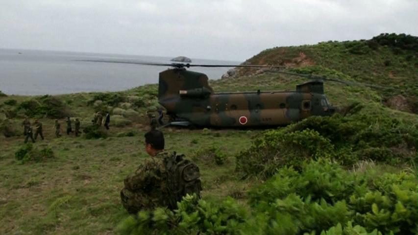 Nhật lo ngại các nước trong vùng đang tăng cường vũ khí