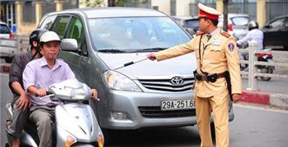 Thêm một nạn nhân của lực lượng cảnh sát giao thông Việt Nam