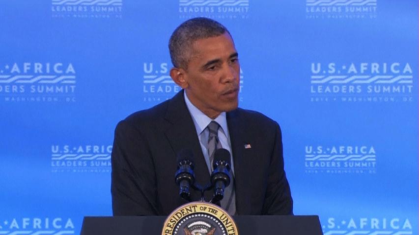 Tổng thống Obama ủng hộ nỗ lực ngừng bắn trên dải Gaza