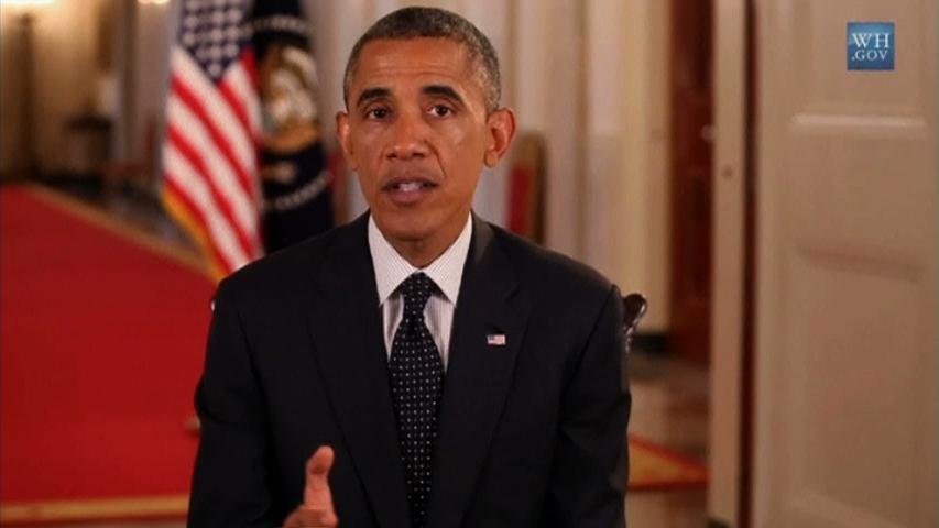Tổng thống Obama nói Hoa Kỳ sẽ không bị lôi kéo vào chiến tranh Iraq