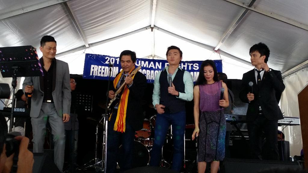Đài SBTN tổ chức ngày vận động nhân quyền Việt Nam tại Sydney, Úc Châu