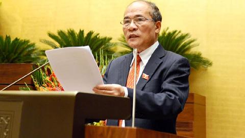 Quốc hội CSVN bàn sửa đổi luật tổ chức chính phủ