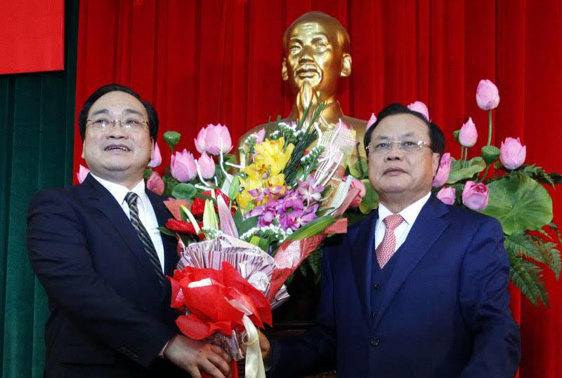 Bộ Chính trị đảng CSVN bổ nhiệm nhiều chức vụ quan trọng