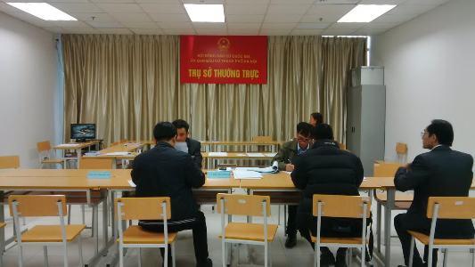 Hết hạn nộp hồ sơ ứng cử Đại biểu Quốc hội