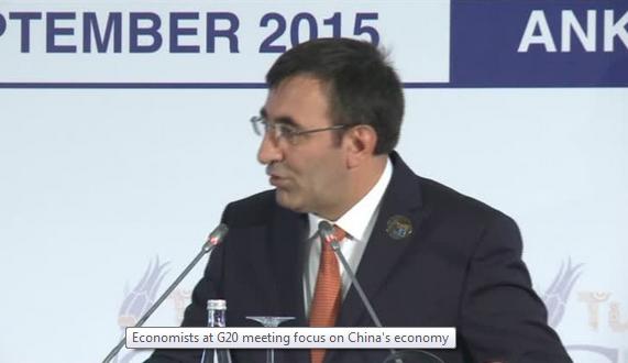 20 nước phát triển thảo luận kinh tế Trung Cộng