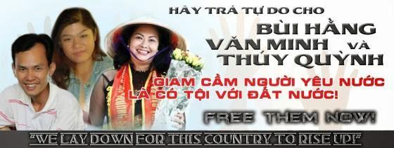 Phiên tòa phúc thẩm vụ án của nhà hoạt động Bùi Thị Minh Hằng