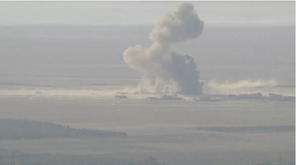 Lực lượng quyết tử người Kurd tiến đến điểm cuối ISIS