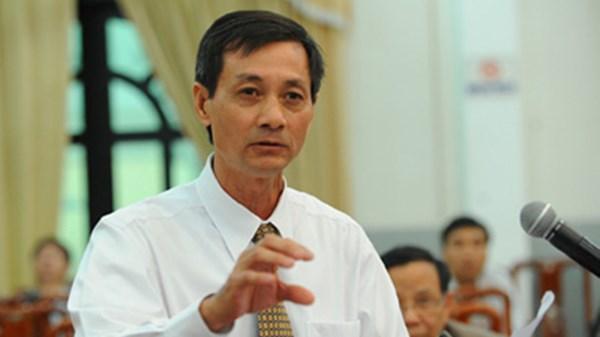 Cựu dân biểu CSVN Đặng Văn Khoa kêu gọi phản đối quốc hội