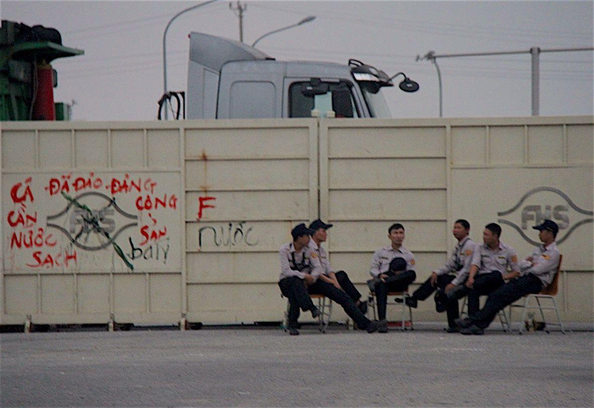 Bộ Ngoại Giao Đài Loan lên tiếng, chính quyền CSVN vẫn im lặng sau cuộc biểu tình 2 tháng 10