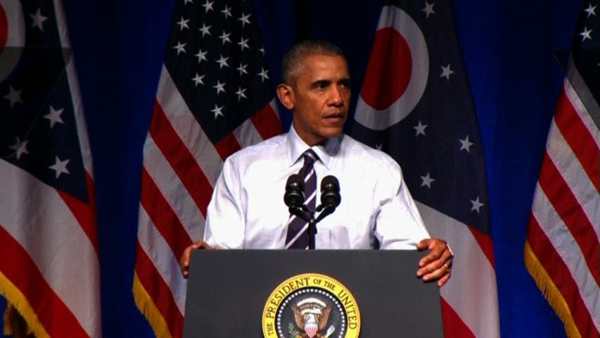 Tổng Thống Obama nói mỗi ngày ông Trump đều chứng minh ông không phù hợp để làm Tổng Thống