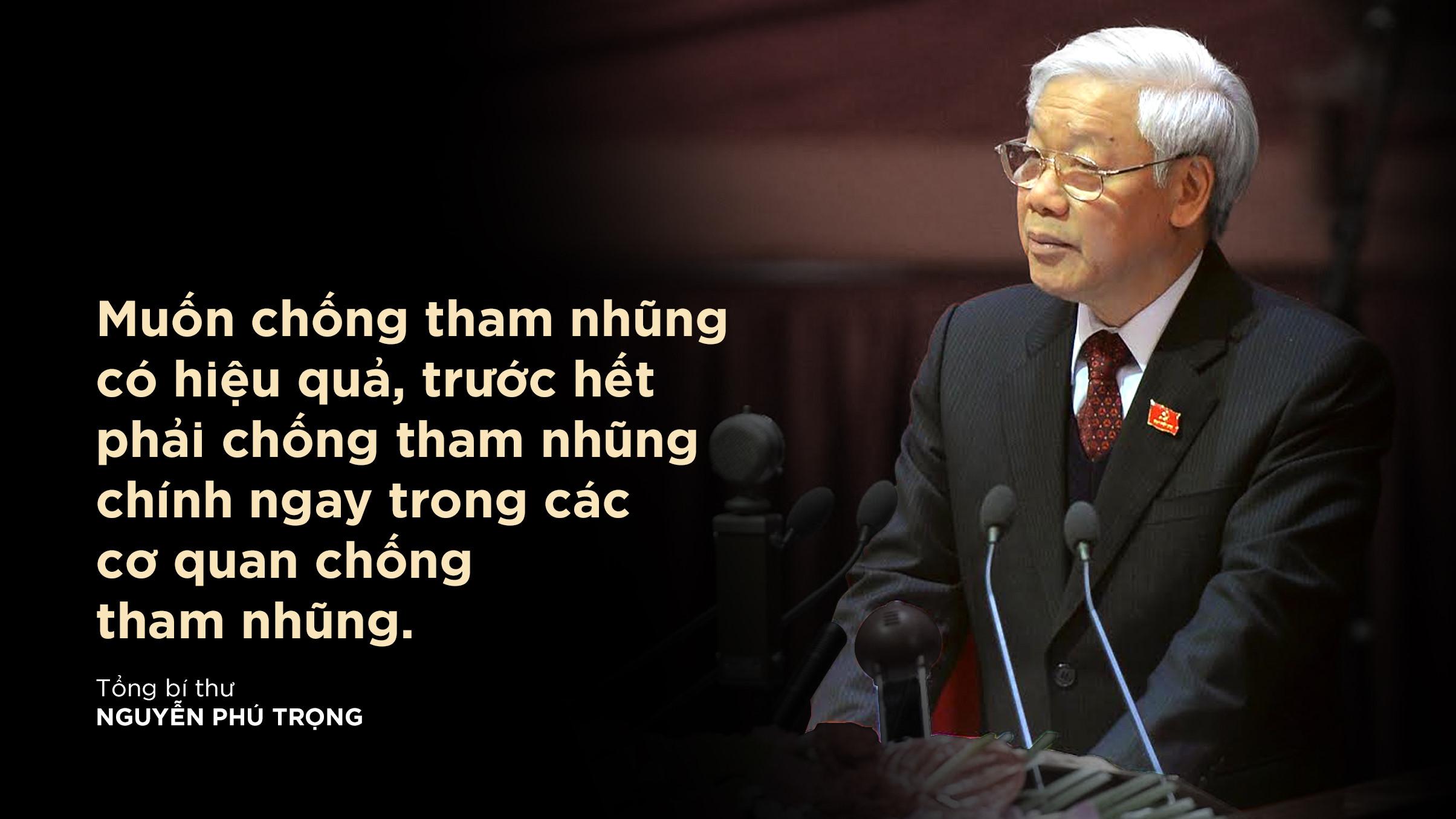 Ông Nguyễn Phú Trọng muốn xử 6 'đại án' trong 6 tháng tới