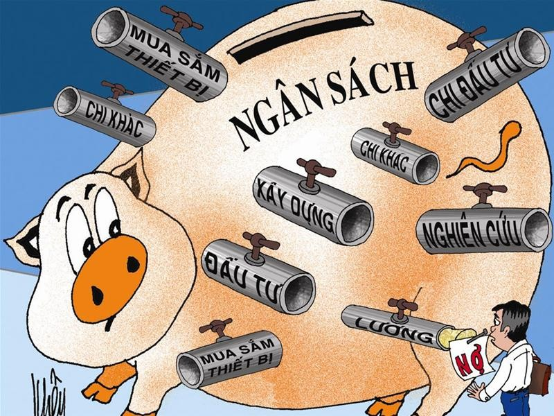 'Dự trữ ngoại hối liên tục tăng cao' hay phải gom ngoại tệ để trả nợ?
