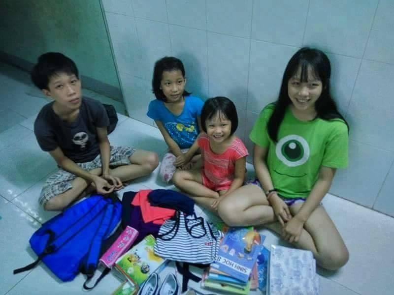 Nhà hảo tâm Úc tiếp tục gây quỹ giúp người vượt biên bị bỏ tù ở Bình Thuận