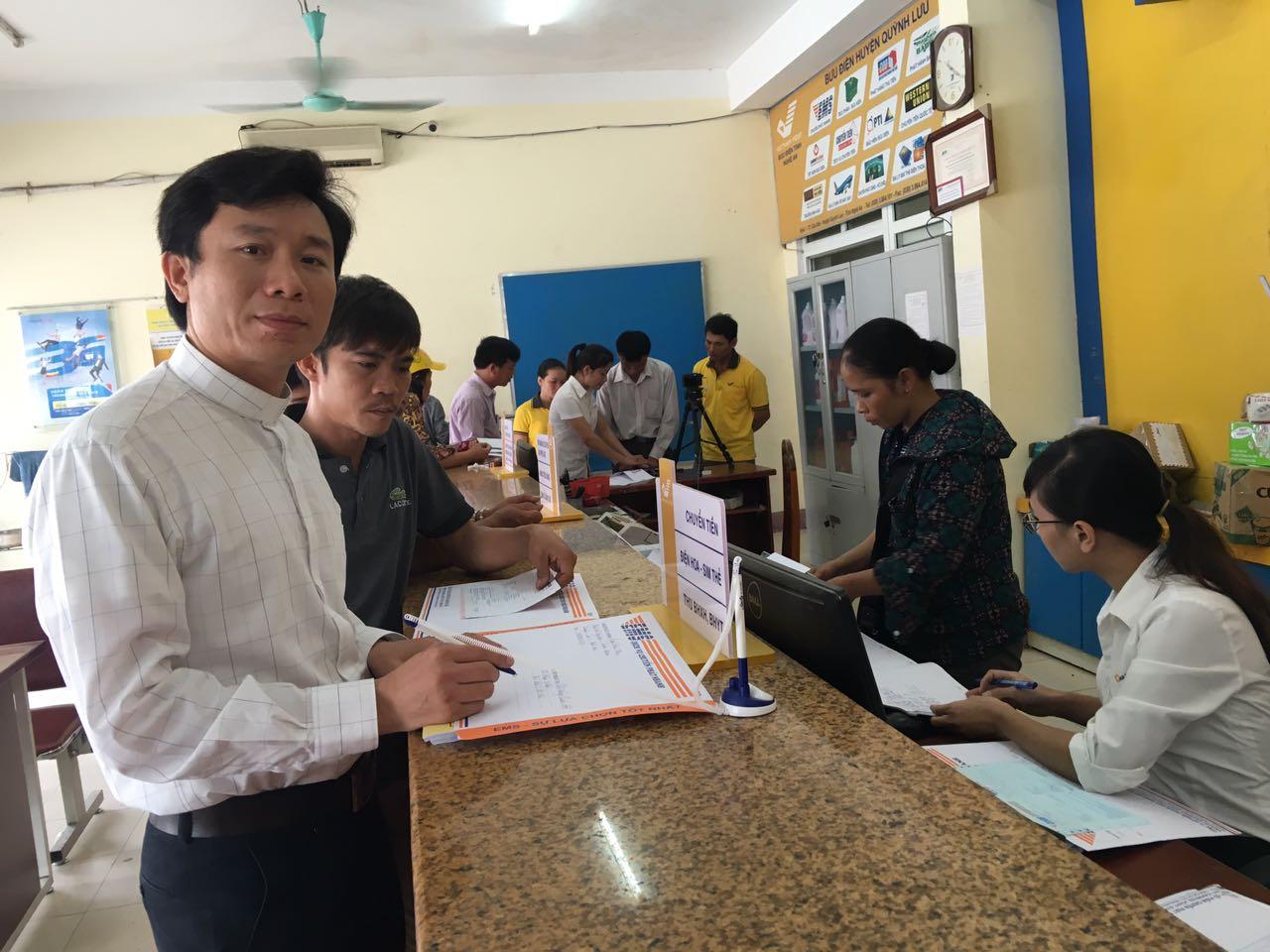 619 gia đình Quỳnh Lưu gửi đơn yêu cầu Quốc Hội bồi thường thảm hoạ Formosa