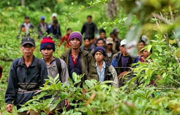 Cambodia buộc người Thượng xin tị nạn phải rời nước này trong 2 tuần