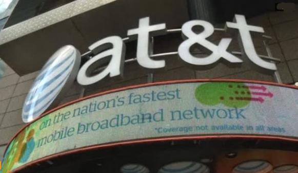AT&T mua Time Warner
