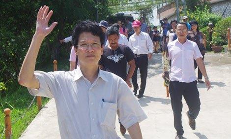 Tổng biên tập Báo Lao Động Và Xã Hội bị 'bắt khẩn cấp' vì đánh bạc