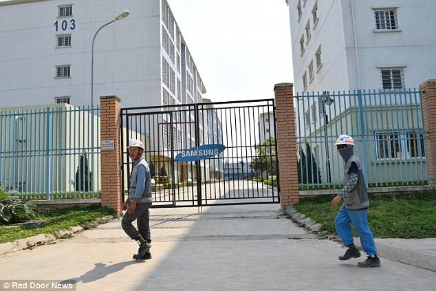 Samsung giảm lương, cho nhiều công nhân nhà máy Bắc Ninh 'tạm nghỉ'