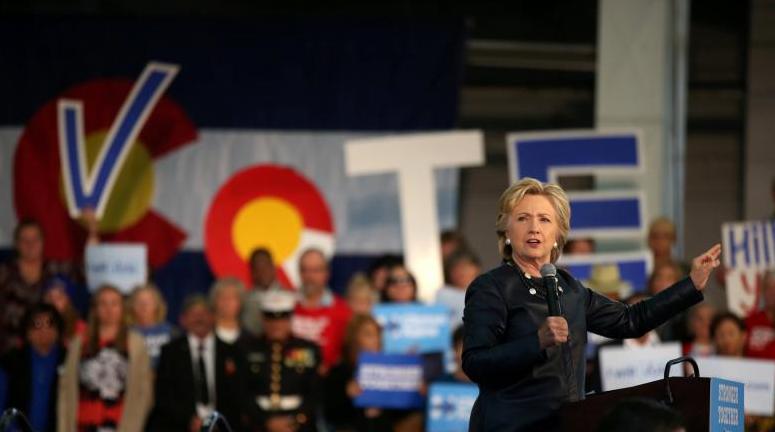 Bà Hillary Clinton nói sẽ bao vây Trung Cộng bằng hệ thống phòng thủ phi đạn