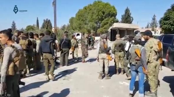 Phiến quân nổi dậy Syria chuẩn bị tấn công ISIS