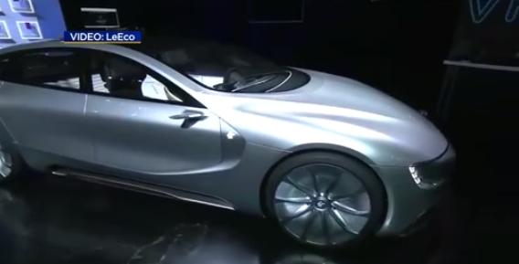 Xe hơi điện Trung Quốc được giới thiệu ở Silicon Valley