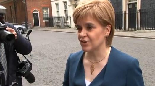 Thủ tướng Anh họp với các lãnh đạo ở Scotland, Bắc Ireland & Wales