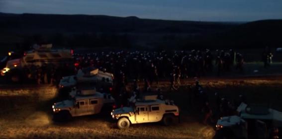 Biểu tình phản đối đường dẫn dầu North Dakota vẫn tiếp tục