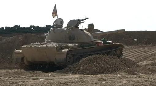 Lực lượng người Kurd quyết tử chuẩn bị tấn công Bashiqa của Iraq
