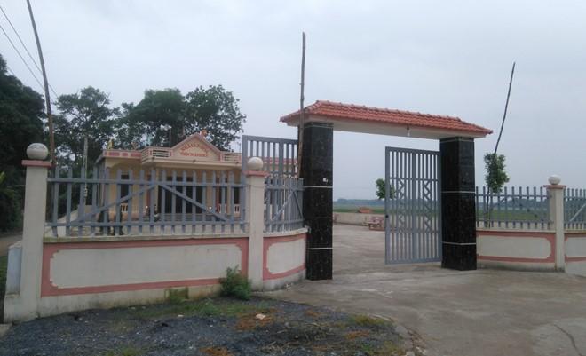 Vì danh hiệu 'Nông Thôn Mới', một thôn xây hai nhà văn hóa khiến dân è cổ đóng góp