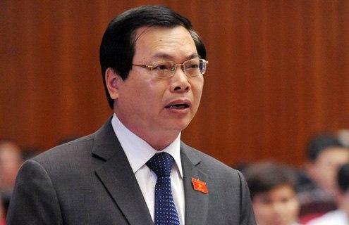 """Cựu bộ trưởng Công Thương CSVN Vũ Huy Hoàng bị đề nghị… """"cảnh cáo"""""""
