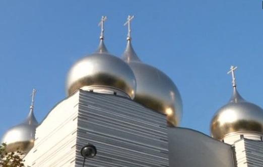 Nhà thờ Chính Thống Giáo Nga khánh thành ở Paris không có sự tham dự của ông Putin