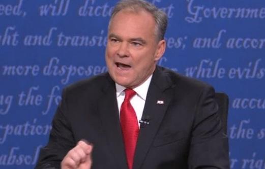 Hai ứng cử viên phó tổng thống lần lượt chỉ trích ông Trump và bà Clinton