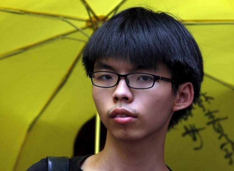 Joshua Wong không được cho vào Thái Lan