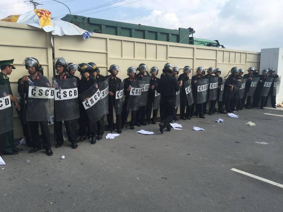 Nước cờ sai lầm của bộ công an ở Hà Tĩnh (Nguyễn Anh Tuấn)