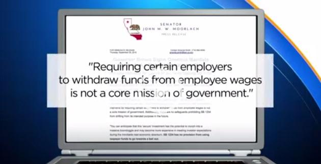 California: 7 triệu công nhân kế hoạch nghỉ hưu
