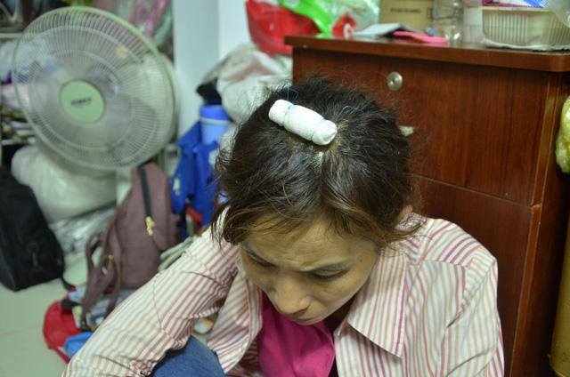Người phụ nữ bị công an nắm tóc kéo lê ở Hồ Con Rùa lên tiếng