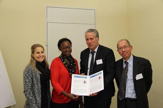 Cuộc họp với Bộ Ngoại Giao Thụy Sĩ về tình hình nhân quyền tại Việt Nam