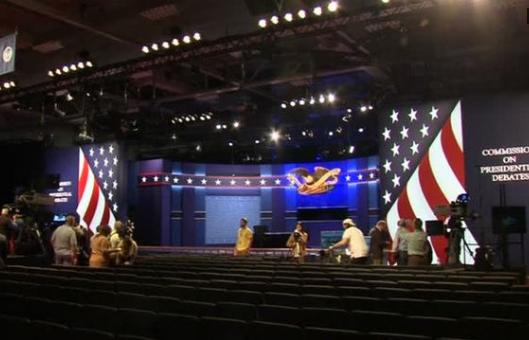 Đại học Virginia sẵn sàng cuộc tranh luận phó tổng thống