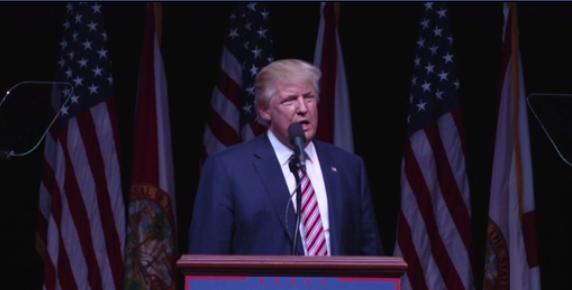 Donald Trump bắt đầu nói về sự thất bại