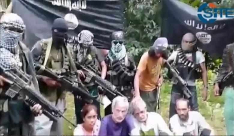 Phiến quân Abu Sayyaf kiếm được 7.3 triệu USD từ bắt cóc