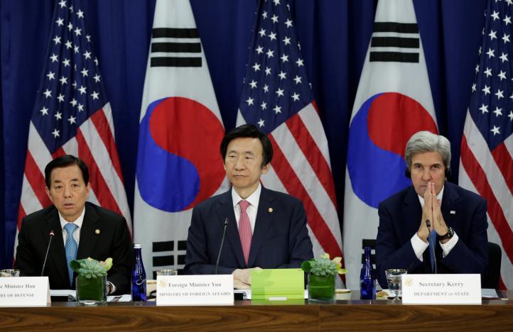 Hoa Kỳ cam kết bảo vệ Nam Hàn trước mối đe dọa Bắc Hàn