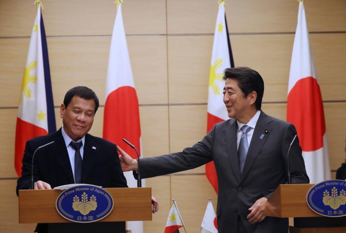 Tổng thống Philippines: Chuyến thăm Trung Cộng là thuần túy về kinh tế