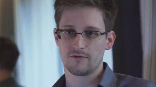 Edward Snowden là 1 ứng viên giải Nobel Hòa Bình